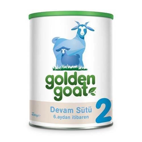 Golden Goat - Golden Goat 2 Keçi Sütü Bazlı Mama 400 gr.