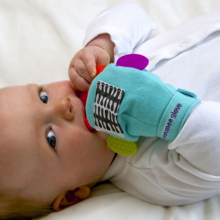 Gummee - Gummee Glove Plus Diş Kaşıyıcı Eldiven