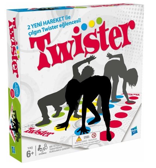 Hasbro - Hasbro Twıster