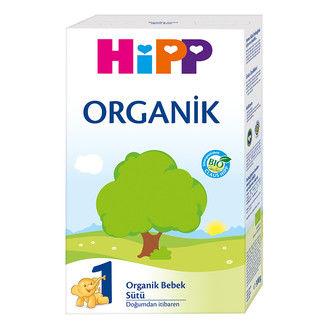 Hipp - HİPP 1 Organik Bebek Sütü