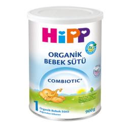 Hipp - HiPP 1 Organik Combiotic Bebek Sütü 900G