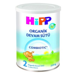 Hipp - Hipp 2 Organic Combiotic Devam Sütü 350 G