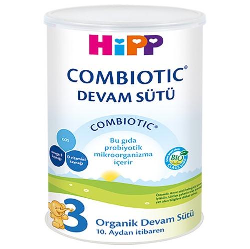 Hipp - Hipp 3 Organic Combiotic Devam Sütü 350 gr