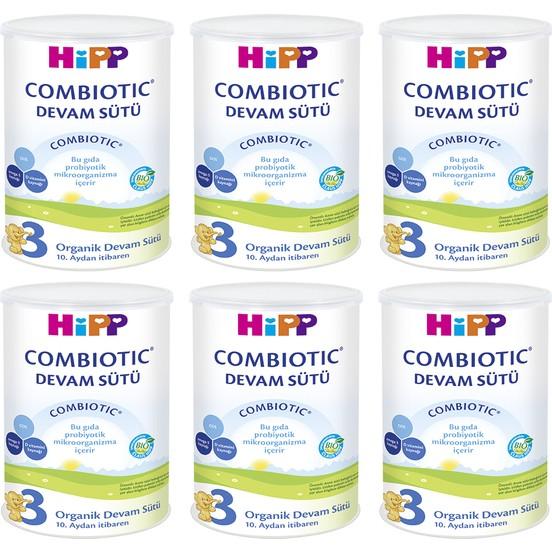 Hipp - Hipp 3 Organik Combiotic Devam Sütü 350 gr - 6lı