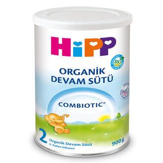 Hipp - HiPP 2 Organik Combiotic Devam Sütü 900G