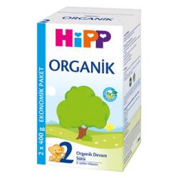 Hipp - HİPP 2 Organik Devam Sütü 800g