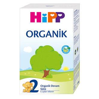 Hipp - HİPP 2 Organik Devam Sütü