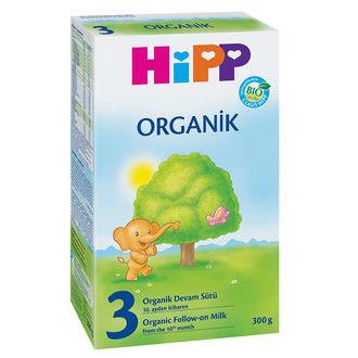 Hipp - HİPP 3 Organik Devam Sütü