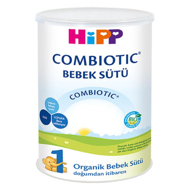 Hipp - HiPP Organic Combiotic Bebek Sütü 1 350G