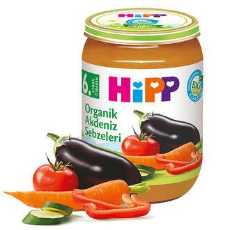 Hipp - Hipp Organik Akdeniz Sebzeleri