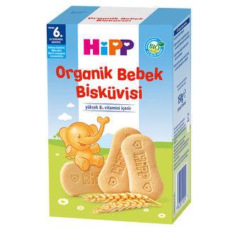 Hipp - Hipp Organik Bebek Bisküvisi