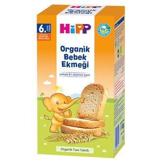 Hipp - Hipp Organik Bebek Ekmeği