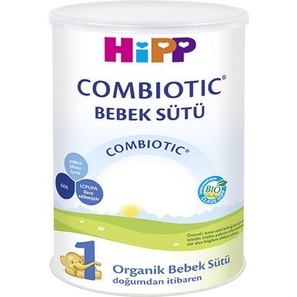 Hipp - HiPP Organik Combiotic Bebek Sütü 1 350G