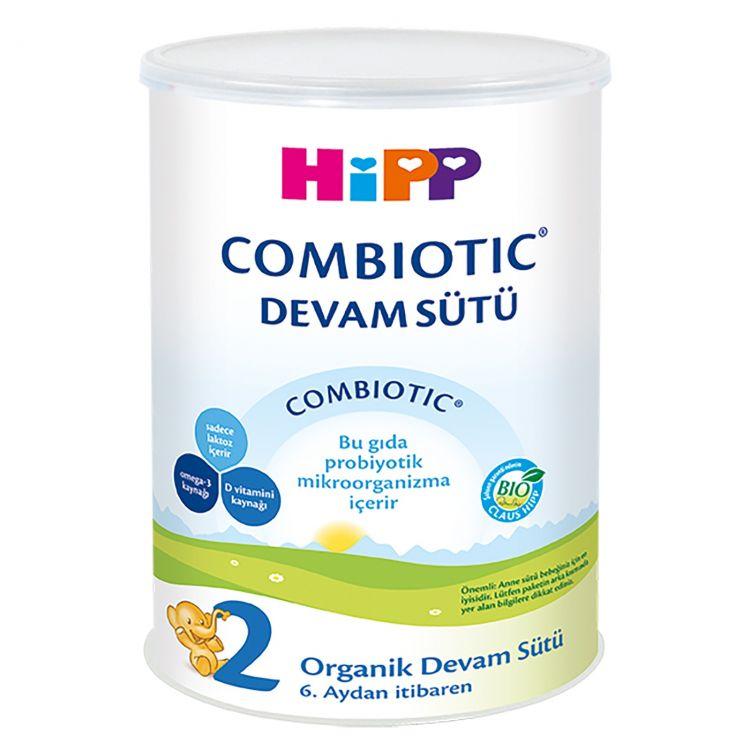 Hipp - Hipp 2 Organic Combiotic Devam Sütü 350 gr