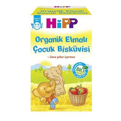 Hipp - Hipp Organik Elmalı Çocuk Bisküvisi 150 gr