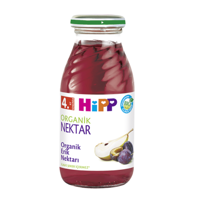 Hipp - HiPP Organik Erik Nektarı 200 ml
