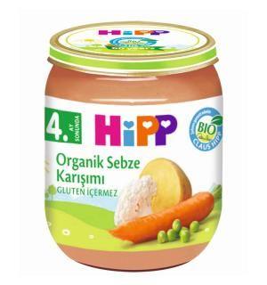 Hipp - Hipp Organik Sebze Karışımı
