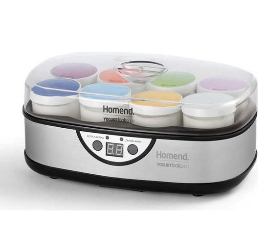 Homend Yogurtlook 8001 Yoğurt Makinesi - Thumbnail