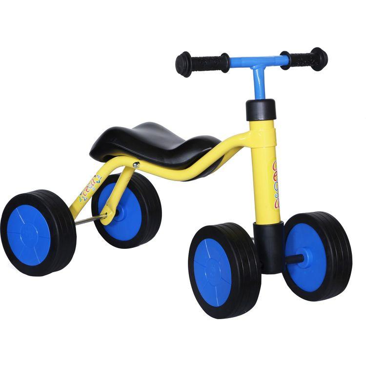 CEGA - İlk Adım Pedalsız Denge Bisikleti sarı
