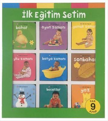 Doğan Egmont Yayınları - İlk Eğitim Setim (9 Kitap)