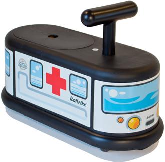 Italtrike - Italtrike La Cosa-Bin/Sür-Ambulans