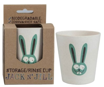 Jack And Jill - Jack And Jill Banyo Diş Fırçalık Tavşan