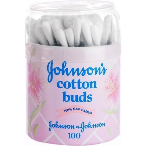 Johnsons Baby - Johnson's Baby Kulak Temizleme Çubuğu 100 Ad.
