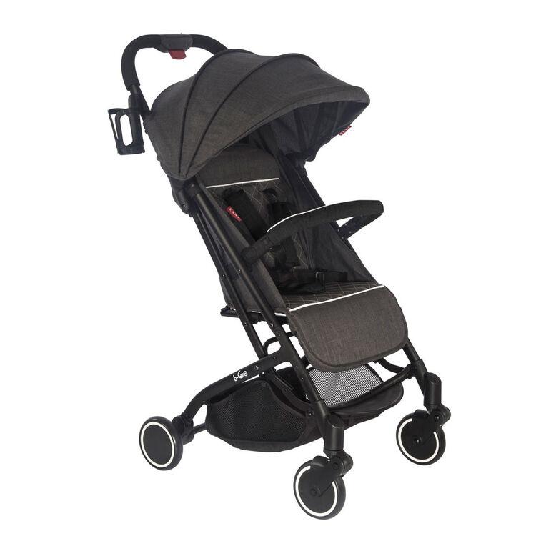 Kanz - Kanz b-GO Pratik Bebek Arabası Füme