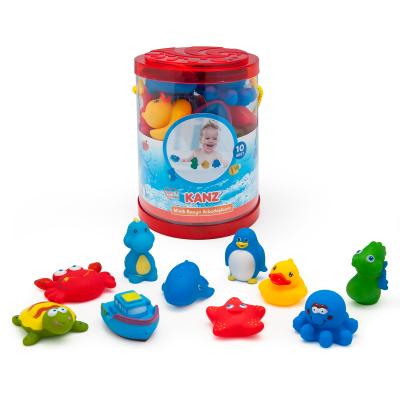 Kanz - Kanz Oyuncak Minik Banyo Arkadaşlarım
