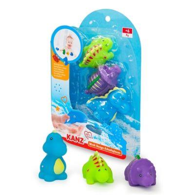 Kanz - Kanz Oyuncak Minik Banyo Arkadaşlarım Vahşi Hayvanlar