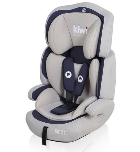 Kiwibaby - Kiwi Safe&Comfort Smart 9-36 Kg Oto Koltuğu Lacivert 849