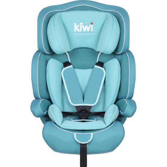Kiwibaby - Kiwi Safe&Comfort Smart 9-36 Kg Oto Koltuğu Turkuaz F09