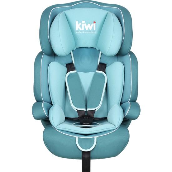 Kiwibaby - Kiwi Safe&Comfort Smart 9-36 Kg Oto Koltuğu Petrol 117