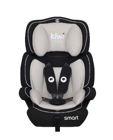 Kiwibaby - Kiwi Safe&Comfort Smart 9-36 Kg Oto Koltuğu Siyah