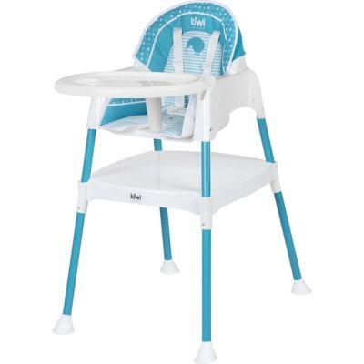 Kiwibaby - Kiwibaby Mama Sandalyesi Üçü Bir Arada Multi Mama Sandalyesi Turkuaz