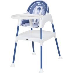 Kiwibaby - Kiwibaby Mama Sandalyesi Üçü Bir Arada Multi Mama Sandalyesi Koyu Mavi