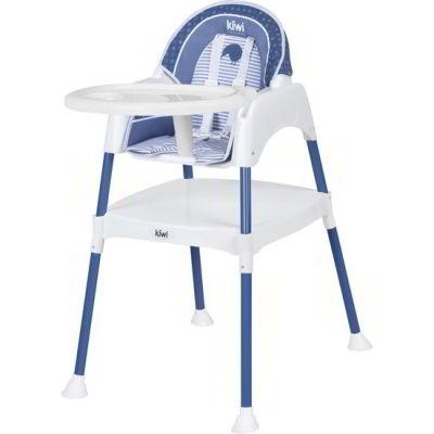 Kiwibaby - Kiwibaby Mama Sandalyesi Üçü Bir Arada Multi Mama Sandalyesi Mavi