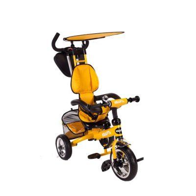 Kraft - Kraft İtmeli Koltuğu Dönerli Bisiklet Sarı