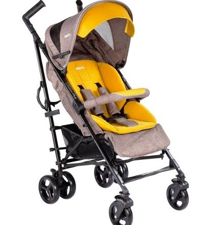 Kraft - Kraft London Baston Bebek Arabası Sarı