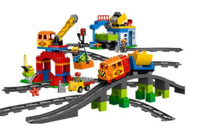 Lego - Lego Deluxe Tren Seti