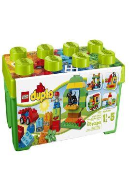 Lego - LEGO® DUPLO® Hepsi Bir Arada Eğlence Kutusu