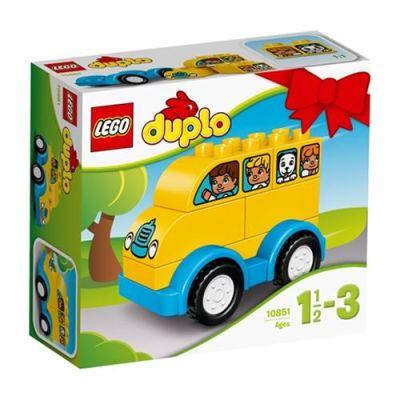 Lego - Lego Duplo İlk Otobüsüm
