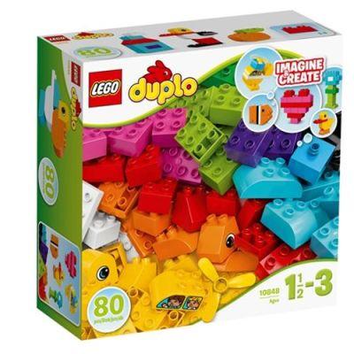 Lego - Lego Duplo İlk Yapım Parçalarım