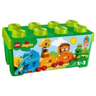 Lego - Lego Duplo İlk Hayvan Yapım Parçalarım
