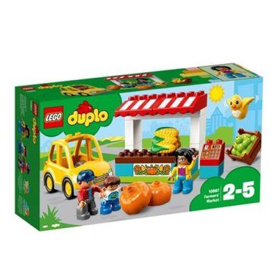 Lego - Lego Duplo Çiftçi Pazarı
