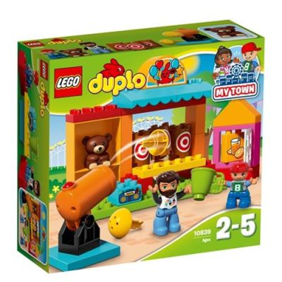 Lego - Lego Duplo Atış Poligonu