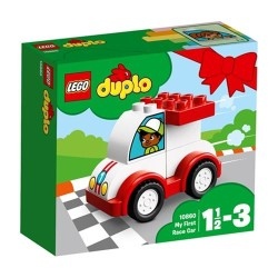 Lego - Lego Duplo İlk Yarış Arabam