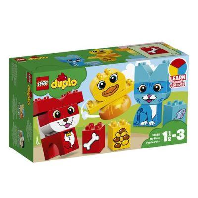 Lego - Lego Duplo İlk Evcil Hayvanlarım