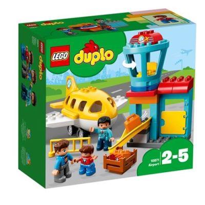Lego - Lego Duplo Havaalanı