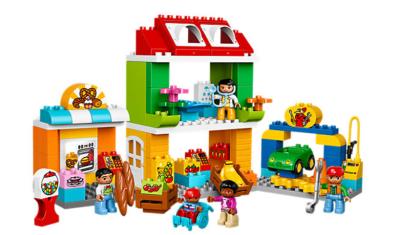 Lego - Lego Kasaba Merkezi